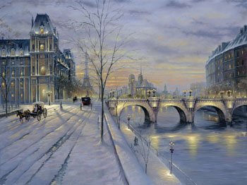 Robert Finale - Winter in Paris