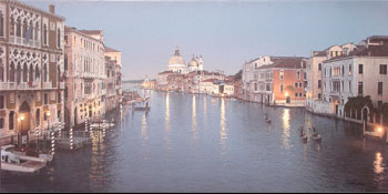 Rod Chase - Evening in Venice