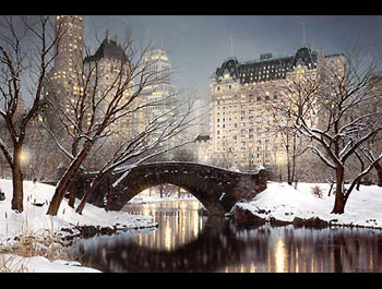 Rod Chase - Twilight in Central Park